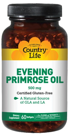 Evening Primrose Oil, 500mg, 60ct