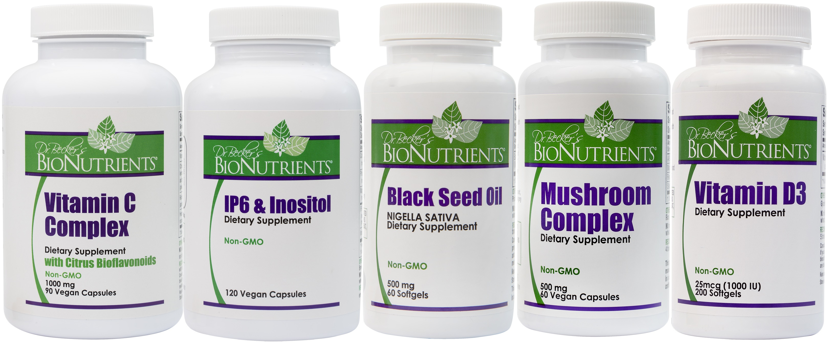 Nutritional Immunity Kit - 50% OFF! - While Supplies Last