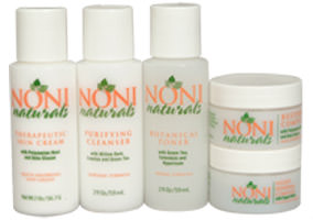 Noni Naturals Skincare:  Travel Pack - 60% OFF! - While Supplies Last